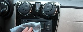 Auto reiniging